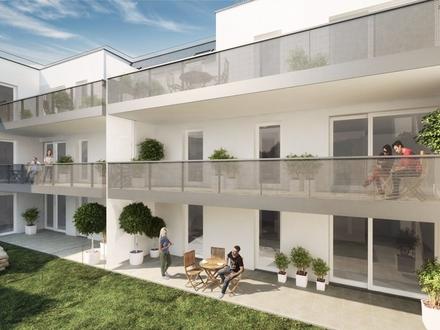 Helle 4-Zimmer-Wohnung mit Loggia, Top 04