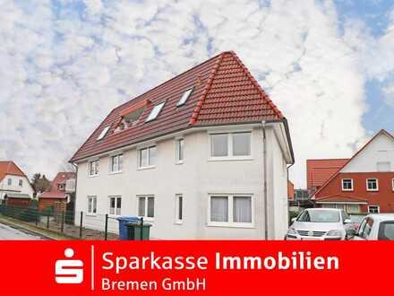Gepflegte Eigentumswohnung mit 1 Stellplatz in ruhiger Lage von Achim-Baden