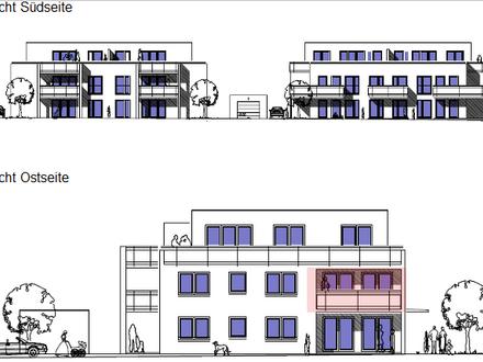 """NEUe 2-Zimmer-Wohnung mit Loggia im OG """"Spielstraße"""""""