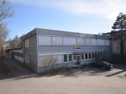 Meckenbeuren - Gerbertshaus - Multifunktionals Gewerbehalle mit Bürotrakt in Flughafennähe