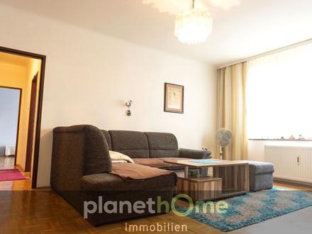 3-Zimmer Wohnung in Brigittenau