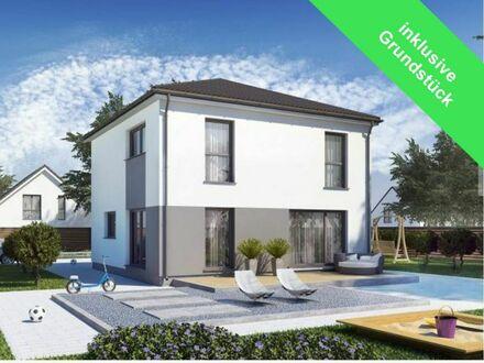 Danwood Stadtvilla Family 129 mit Grundstück und Förderung von bis zu 16.900 €
