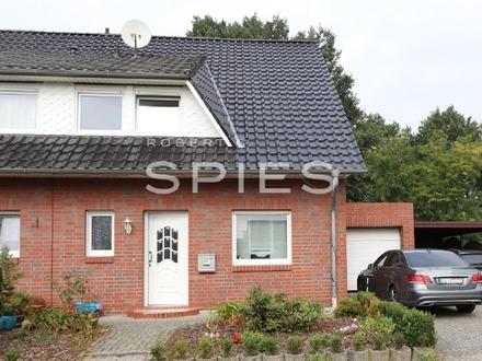 Familienfreundliche Doppelhaushälfte in Tarmstedt