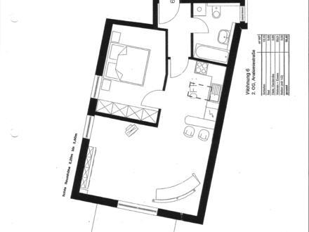 2 1/2 Zimmer-Wohnung, 2. OG mit offener Dachuntersicht, IN-Altstadt