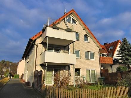 3 gute Gründe: Terrassenartiger sonniger Balkon, gute Größe und idealer Grundriss!