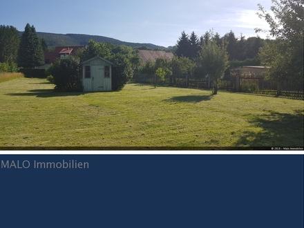 Einmaliges Grundstück in Wernigerode - Drübeck