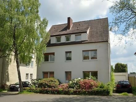 Seltene Gelegenheit 3-Familienhaus mit Bungalow in Bielefeld Nähe Sieker-Endstation