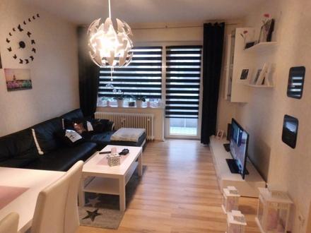 Zentral gelegene 3 - Zimmerwohnung mit Balkon nähe Salzgittersee!