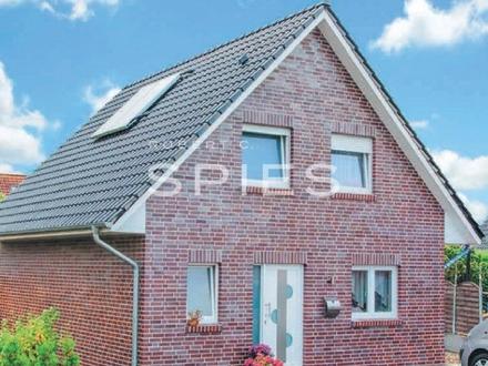 Neubau: Freistehendes Einfamilienhaus in Geestemünde