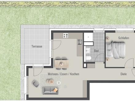Auch für Kapitalanleger - 2-Zimmer-Wohnung im Lothar-Späth-Carré