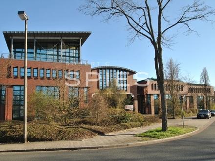 Effiziente Büroflächen im Technologiepark