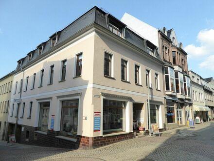 Kapitalanleger aufgepasst - Zwei sanierte Wohn- und Geschäftshäuser in 1A Lage von Zeulenroda