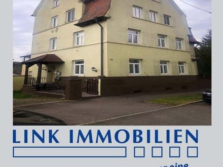 Nürtingen: Vermietete 3-Zi.-Wohnung in zentraler Lage***