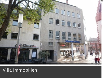 Ideal für Studenten: Attraktive 1 Zimmer-Wohnung mit Dachterrasse in Zentrum von Mainz