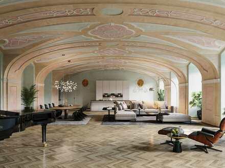 Einzigartiges 280 m² Loft im Denkmalensemble Kloster Karree® in der UNESCO-Welterbe Altstadt Bamberg