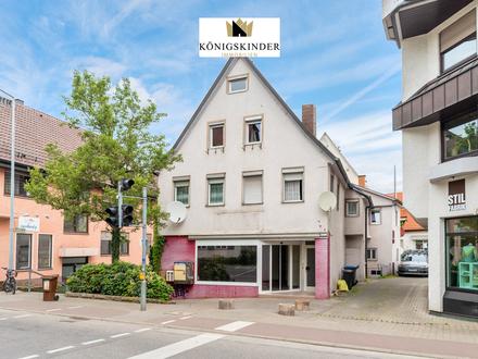 Mehrfamilienhaus mit Ladengeschäft in zentraler Lage von Kirchheim/Teck
