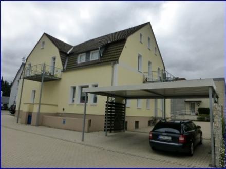 Moderne sanierte 2 Zimmerwohnung im Erdgeschoss in der Südstadt von Bad Oeynhausen,