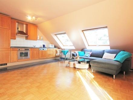Erbpacht: sehr schöne 2 Zimmer Wohnung in Frankfurt-Eckenheim