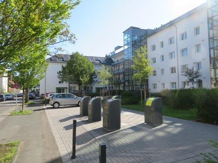Zentral und ruhig - schöne 2 ZKB Wohnung mit Balkon