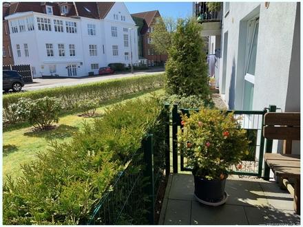Die ideale Seniorenwohnung zentral in Husum/ Nordsee - barrierefrei modern wohnen mit Südterrasse!
