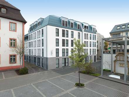 City-Wohnung in Bingen | Barrierefreie 3-Zimmerwohnung in zentraler Innenstadtlage