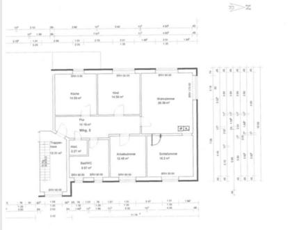 4 Raum Whg. 110m² Neubau 2018 ab 01.02.2021 zu vermieten