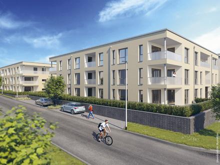 3-Zimmer-Wohnung in Holzgerlingen-Dörnach-West »Modern und naturnah« - Gartenanteil