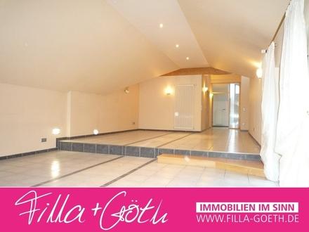 Großzügige 4 Zimmer im 1. Obergeschoss mit großer, sonniger Terrasse in ruhiger, zentraler Lage!