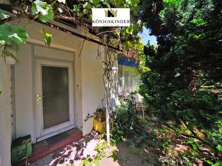 Reserviert: Sanierungsbedürftiges Einfamilienhaus in unverbaubarer Höhenlage von Gerlingen