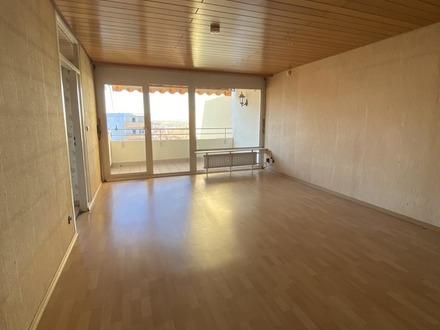 4 Zimmer-Wohnung mit Balkon und Tiefgarage in kinderfreundlichem Wohngebiet wartet schon auf Sie!