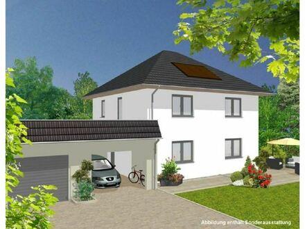 Geräumiges Stadthaus - mit Ausbaureserve einer Dachterrasse