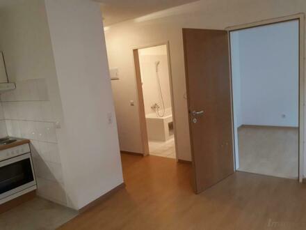 Innsbruck-Innrain: 2 Zimmerwohnung, 33m² Nutzfläche, Gemeinschaftsgarten, ab 1.2.2019