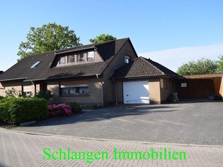 Objekt Nr. 21/024 EFH m. Garage u. Doppelcarport in Saterland - OT Scharrel