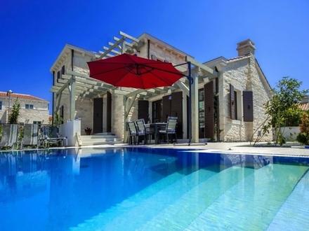 Mediterranes Ferienhaus Zephyra in Kroatien/Ližnjan