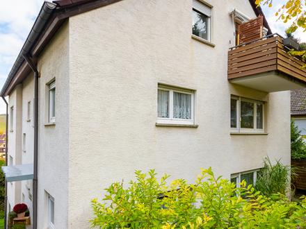 Wangen: Schöne 3 Zimmerwohnung mit Balkon in sehr ruhiger Lage