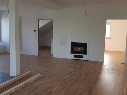 Große helle moderne hochwertige Wohnung - Erstbezug
