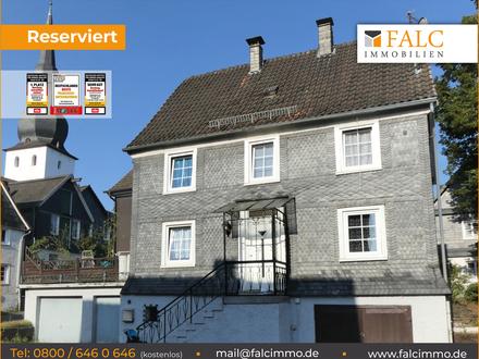 RESERVIERT - Haus in der Bergneustädter Altstadt