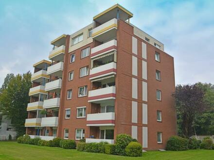 Eigentumswohnung mit Garage und Fernblick nahe dem Ziegelhofviertel in Oldenburg