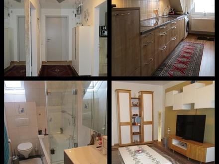 DAS kommt unerwartet... TOP-Wohnung mit zusätzlichen ca. 30 qm Dachstudio!