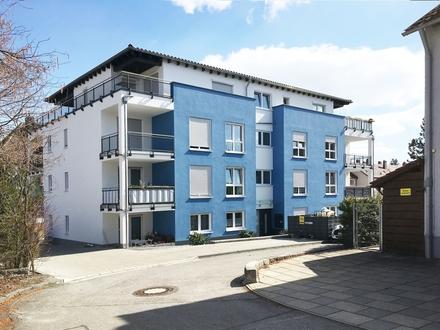 Exklusives Wohnen in Neugablonz / Radlerstr. 11a - barrierefrei und zwei Balkone - W7, 2.OG links