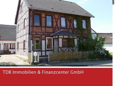 Großzügiges Teilfachwerkhaus auf einem kleinen pflegeleichten Grundstück in Haverlah