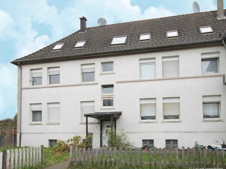 Dachgeschosswohnung im 3-Familienhaus