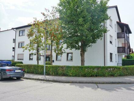 2-Zimmer-Wohnung im Mühldorfer Norden