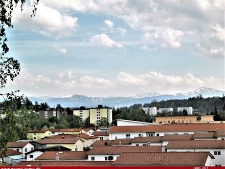 ***TOP! 3 Zimmer-Wohnung mit großem Balkon und Bergblick***
