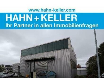 Produktion/ Lagerhalle mit pfiffigen Büroräumen in idealer Lage von Albershausen!
