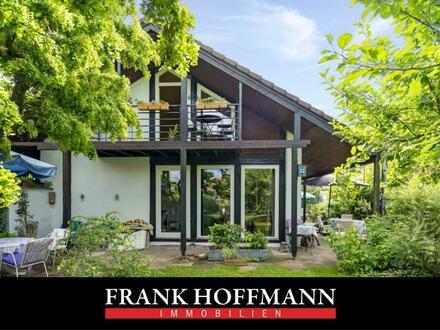 ++ Nahe dem Heidesee ++ Architekten-Haus mit Garage - idyllisch in Scheeßel