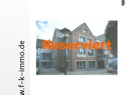 Helle und schöne 2-Zimmerwohnung mit Balkon KFW 70 Standart