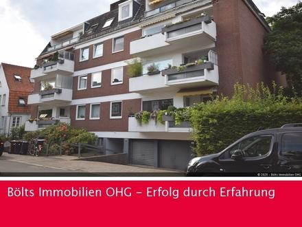 Großzügige Wohnung in beliebter Wohnlage von Schwachhausen