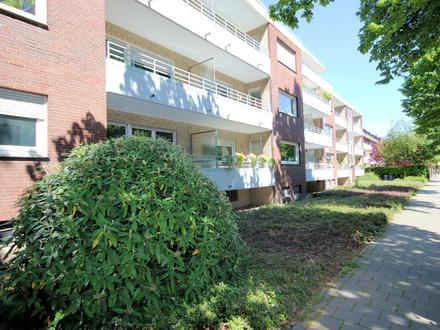 Dichterviertel! Großzügige 4- Zimmerwohnung fußläufig zum Wienburgpark