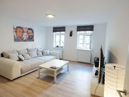 2018 Saniert! 2-Zimmer-Wohnung in der Coburger-Innenstadt